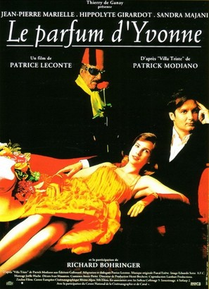 Le parfum d'Yvonne - French Movie Poster (thumbnail)