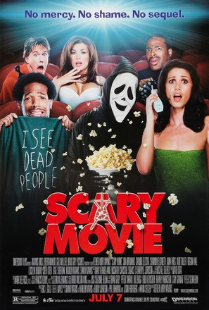Scary Movie - Movie Poster (thumbnail)