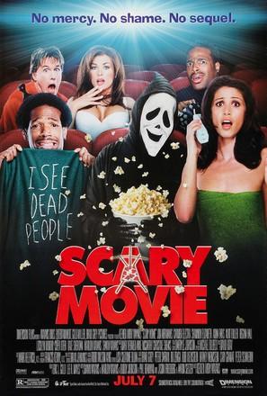 Scary Movie - Movie Poster (thumbnail)