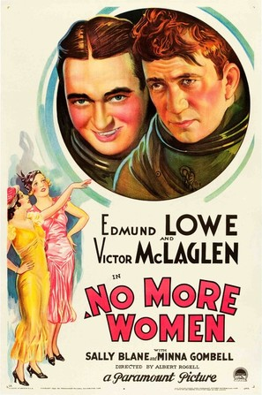 No More Women - Movie Poster (thumbnail)
