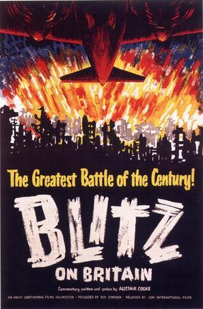 Blitz on Britain - Movie Poster (thumbnail)