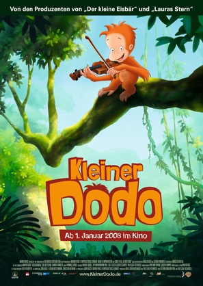 Kleiner Dodo - German Movie Poster (thumbnail)