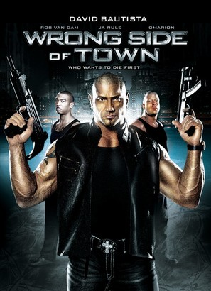 Wrong Side of Town - DVD movie cover (thumbnail)