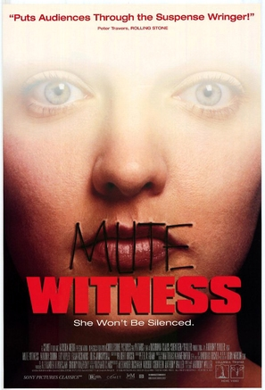Mute Witness - Movie Poster (thumbnail)