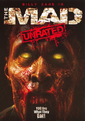 The Mad - DVD cover (thumbnail)