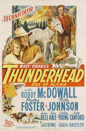 Thunderhead - Son of Flicka - Movie Poster (thumbnail)