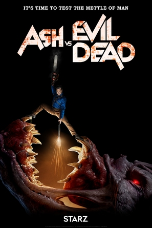 """Ash vs Evil Dead"" - Movie Poster (thumbnail)"