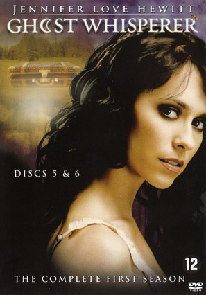 """Ghost Whisperer"" - Dutch DVD cover (thumbnail)"