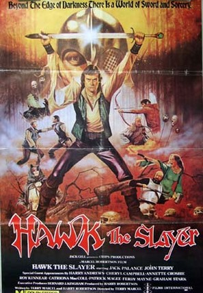 Hawk the Slayer - Movie Poster (thumbnail)