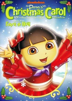 Dora's Christmas Carol Adventure - Canadian Movie Cover (thumbnail)