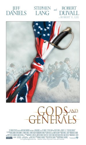 Gods and Generals - Movie Poster (thumbnail)