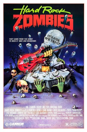 Hard Rock Zombies - Movie Poster (thumbnail)