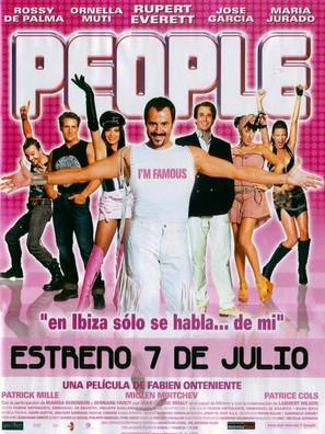 People - Spanish Movie Poster (thumbnail)