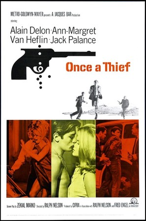 Once a Thief - Movie Poster (thumbnail)