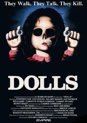 Dolls - Movie Poster (thumbnail)