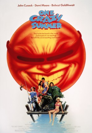 One Crazy Summer - Movie Poster (thumbnail)