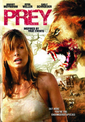 Prey - Movie Poster (thumbnail)
