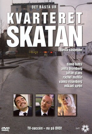 """Kvarteret skatan"" - Swedish DVD cover (thumbnail)"