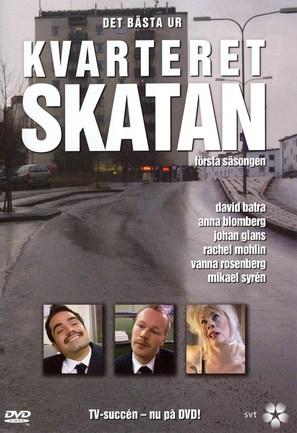 """""""Kvarteret skatan"""" - Swedish DVD movie cover (thumbnail)"""