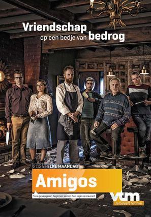 """""""Amigo's"""" - Belgian Movie Poster (thumbnail)"""