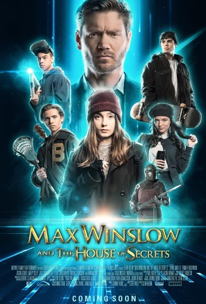 Max Winslow and the House of Secrets - Movie Poster (thumbnail)
