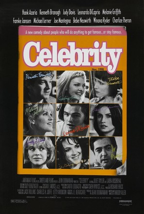 Celebrity - Theatrical movie poster (thumbnail)