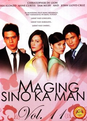 """Maging sino ka man"" - Philippine Movie Cover (thumbnail)"