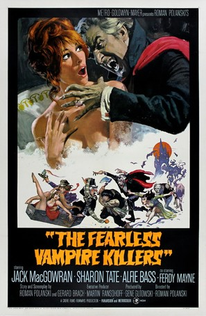 Dance of the Vampires - Movie Poster (thumbnail)