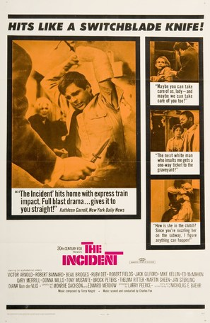 The Incident - Movie Poster (thumbnail)