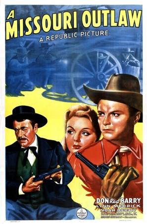 A Missouri Outlaw - Movie Poster (thumbnail)