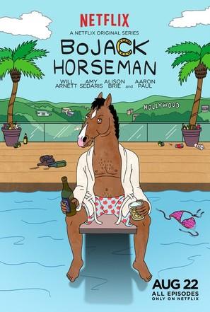 """BoJack Horseman"" - Movie Poster (thumbnail)"