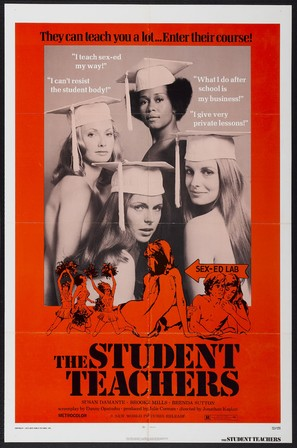 The Student Teachers - Movie Poster (thumbnail)