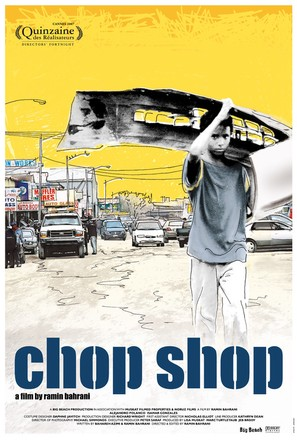 Chop Shop - Movie Poster (thumbnail)