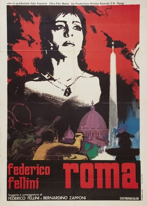 Roma - Italian Movie Poster (thumbnail)