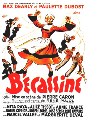 Bécassine - French Movie Poster (thumbnail)