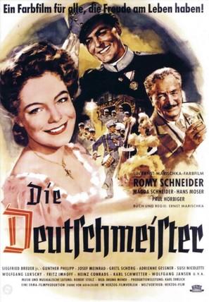 Deutschmeister, Die