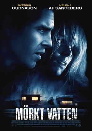 Mörkt vatten - Swedish Movie Poster (thumbnail)