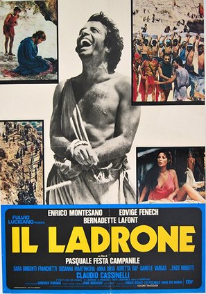 Ladrone, Il - Italian Movie Poster (thumbnail)