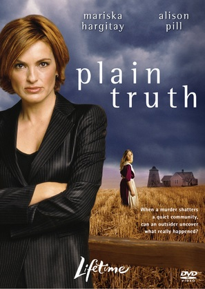 Plain Truth - DVD movie cover (thumbnail)