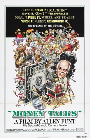 Money Talks - Theatrical poster (thumbnail)
