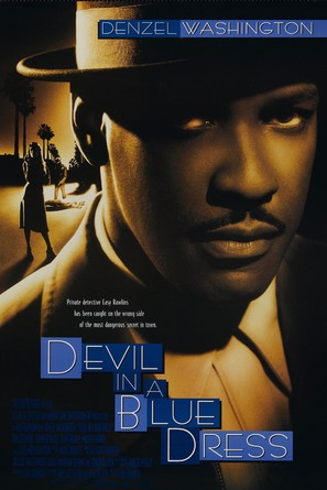 Devil In A Blue Dress - Movie Poster (thumbnail)