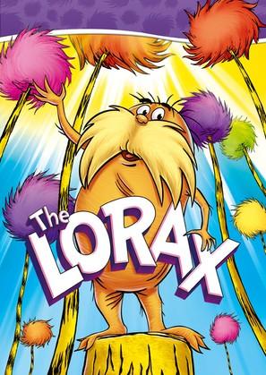 The Lorax - DVD cover (thumbnail)