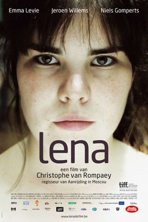 Lena - Belgian Movie Poster (thumbnail)