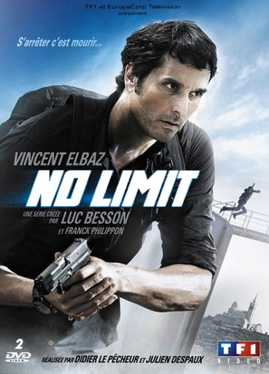 """No Limit"" - French DVD movie cover (thumbnail)"