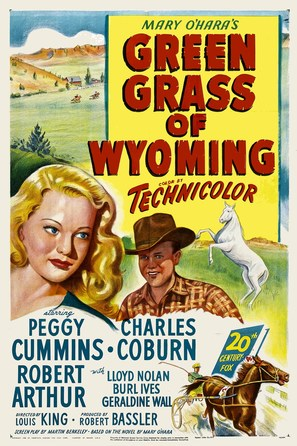 Green Grass of Wyoming - Movie Poster (thumbnail)