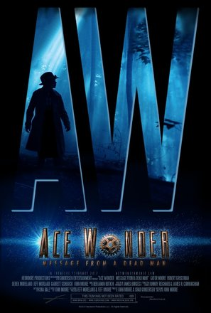 Ace Wonder: Message from a Dead Man - Movie Poster (thumbnail)