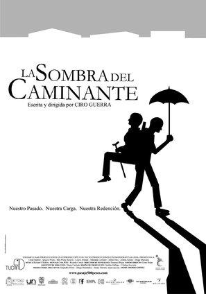 La sombra del caminante - Colombian Movie Poster (thumbnail)