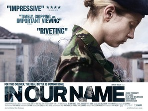 In Our Name - British Movie Poster (thumbnail)