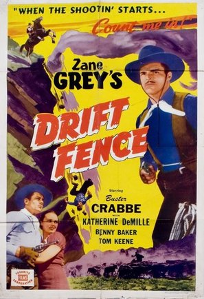 Drift Fence - Movie Poster (thumbnail)