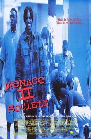 Menace II Society - Movie Poster (thumbnail)